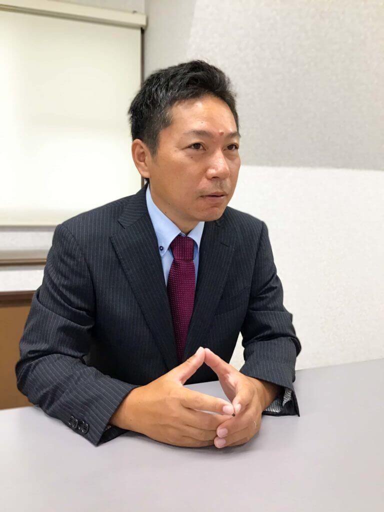 株式会社早川組 代表取締役 伊藤富士樹|株式会社早川組|宇部市
