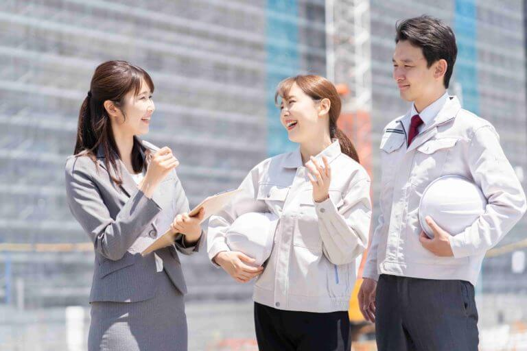 スキルアップできる環境・労働時間短縮・産休育休取得可能 株式会社早川組 宇部市